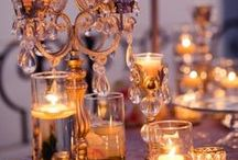 Wedding decor ideas and inspirations / Inpirations and photos are really helping your wedding designer when working on your decor at the very begining to understand what you are looking for if you can't find the words to describe the style you like.. This will help!