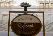 Details / What makes all the weddings different are the details!