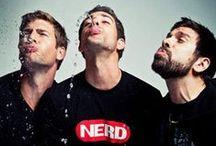 Chuck / TV series, nerds