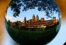 Angkor Wat / All about the magnificent Angkor Wat..!!!
