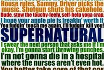 Supernatural / by Stephanie Flowers