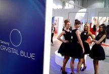 SAMSUNG CRYSTAL BLUE / Mecenas 10. FashionPhilosophy Fashion Week Poland