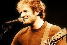 Ed Sheeran / = Deandre Finnick Winchester