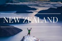 NEW ZEALAND TRAVEL / New Zealand travel inspiration. The board includes sample road trip itineraries, information on best hikes, outdoor activities and places to photograph in New Zealand. It will make your planning super easy.