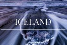 ICELAND TRAVEL / Black sand beaches, Northern lights, glaciers and cute horses. Iceland is the ultimate country for road tripping! This board will make your planning for a trip around Iceland easy.