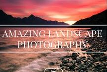 AMAZING PHOTOGRAPHY / Inspiration for best landscape photography locations around the World. Study the images to become a better photographer.