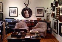 Where We Work / Artist Studio Spaces