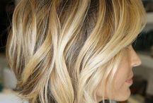 Hair: cut & colour