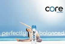 Be True To Your Core / Core Natural® Water is a nutrient enhanced water with perfect balanced pH, electrolytes and minerals for optimal hydration. #BeTrueToYourCore www.corenatural.com
