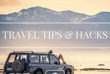TRAVEL TIPS & HACKS / How to find cheapest flights and hotel deals. How to pack for your travel and how to avoid being scammed. Travel tips from best travel experts on the internet.