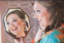 Bridal and bridesmaids make up / wedding make-up ideals for Los Cabos