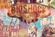 Bioskock Series / There's always a lighthouse / by GraxiA