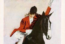 Horse ❤️ Illustration
