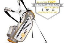 #SMSadventure / golf adventure with Sun Mountain products