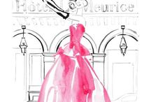 Fashion Illustration / ファッションイラストレーション