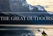 THE GREAT OUTDOORS