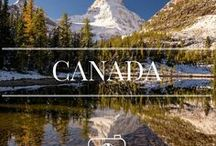 CANADA TRAVEL / Where to hike and photograph in Canada? Is Canada better winter or summer destination? What's the best way to travel around Canada? You will find your answers here.