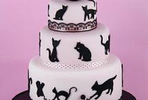 Cat Cake & Cookies etc...