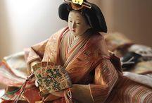 Japanese Doll / 雛人形 日本人形