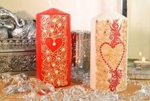 Designsbynn Henna Gifts and Henna Wedding Decor / Discover our huge range of henna inspired products, ideal for giving as gifts, decorating your home or using as centrepieces.