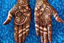 Bridal Mehndi and Henna / Interested in bridal henna in the UK? Visit our Facebook Page: http://www.facebook.com/Designsbynn / by Designsbynn Henna Artist