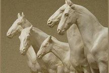 Horse ❤️ Sculpture