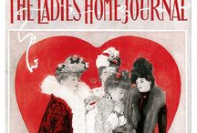 Ladies Home Journal / Vintage magazine cover