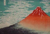 Hokusai / 葛飾北斎