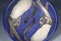 Cat ❤️ Plate
