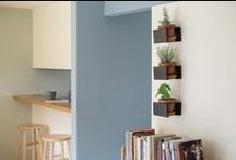 Living Art and Decor / Unique furniture, storage and planters. Beautiful, functional home designs.  Small space living.