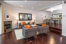 Sold 654 Wilcox Avenue / Designer Townhouse For Sale