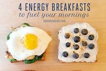 Energise and activate / Great ideas to help top up your energy levels and leave you feeling ready to go after a snack break