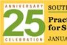 Southern SAWG 25th Anniversary Conference