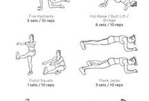 Workout / Tips on how to workout properly!