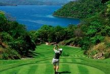 Golf Course Bucket List / A collection of golf courses we'd love to see and play.