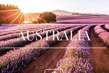 AUSTRALIA TRAVEL / It's not about snakes and spiders! Oh no, Australia means endless coastline, beautiful beaches and never ending road trips in the sun. This is your guide for travelling around Australia.