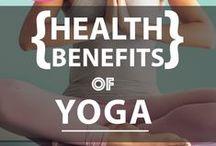 Benefici dello Yoga / Perché praticare lo yoga e la meditazione?