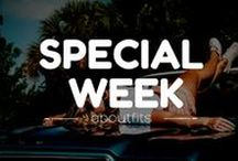 Special Week   Style Tips and Tricks / Los mejores post del 2015   Style Tips and Tricks   #fashion #stylist #aboutfits