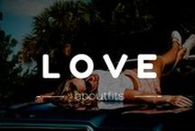 L O V E / LOVE IS IN THE AIR...