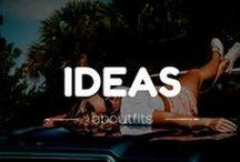 Ideas / Polvo de estrellas para la inspiración #inspo #aboutfits #stars