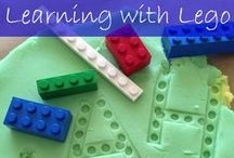Aktivity s Legom