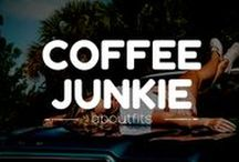 Coffee Junkie / ☕️