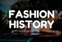 Fashion History / Fotografías que pasaron a la historia.