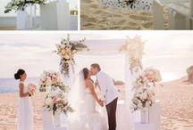 Beautiful Cabo Beach Wedding Ceremonies