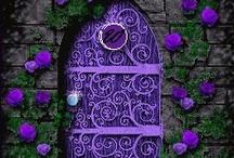 Purple ~ Panache` ~ / purple, purple