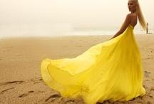 Sheer ~ Yellow ~  / Everything yellow !