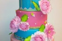 Cake Menagerie ~ / cakes
