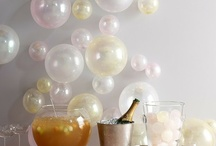 New Year's Eve / Which also happens to be my birthday! Decorating ideas, recipes, party tips, and other DIY projects for the end of the year and the celebration of a new one. / by Belinda B of For the Love of Holidays