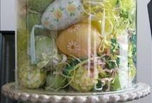 Spring is here!!  Crafts & More / Spring time is our favorite time of year.  Cool crafts, recipes, and all things Spring.