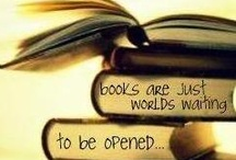 things to do with reading <3 / books are just world's waiting to be opened.
